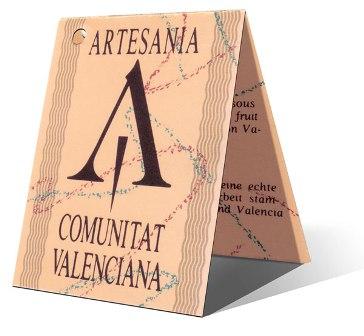 logo artesania de la comunidad valenciana