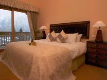 habitación del hotel chalet Serena