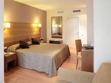 Habitación del hotel Don Paco en Sevilla