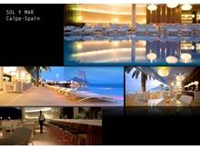 Muebles para el hotel Sol y Mar