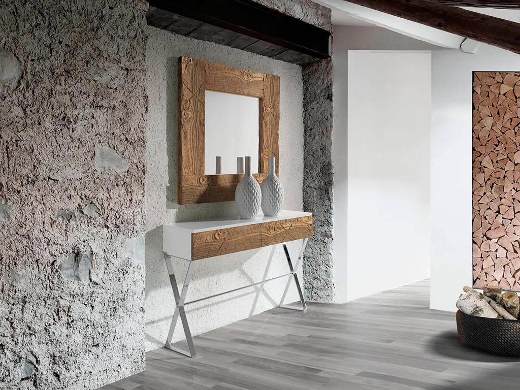 Fabricantes de muebles modernos dise o y decoracion - Muebles recibidores de diseno ...