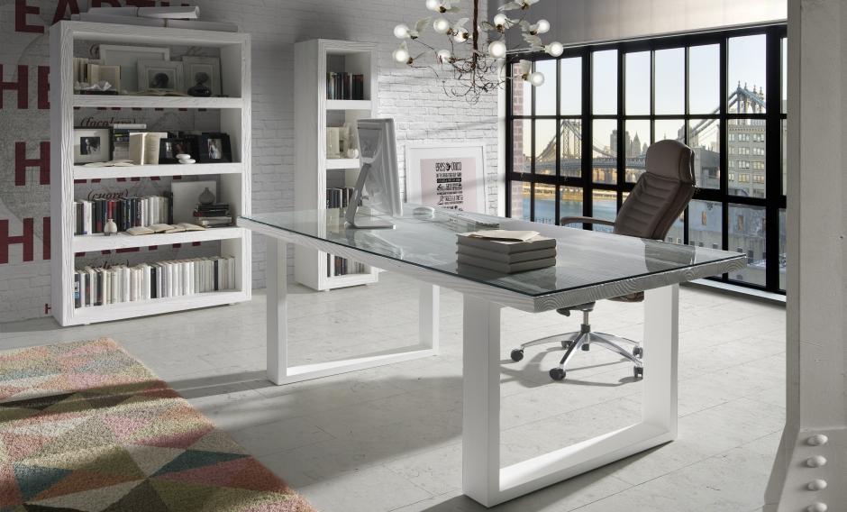 Mesas y muebles de despacho oficina - Muebles despacho casa ...