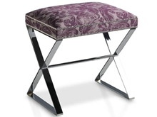 Suspirarte Upholstered Bench with Metal Legs T-492