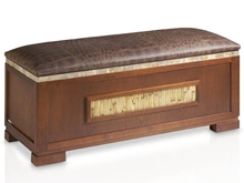 Karey Trunk Bench