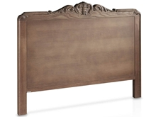 Suspirarte Headboard with Moulding