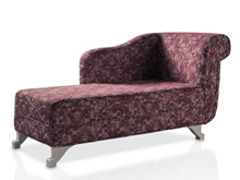Upholstered Chaise Longue T-491
