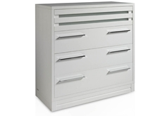 Suspirarte Chest of Drawers, 4 Drawers