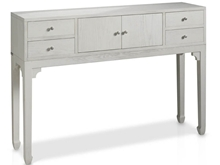 Console with Drawers and Doors