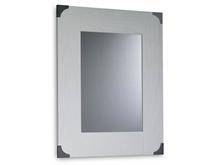 Suspirarte Mirror with Decorated Clasps, 69 cm