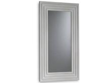 Espejo con marco de 50 cm con estrías