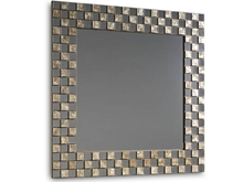 Karey Mirror with Mother-of-Pearl Decoration