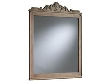 Espejo con talla Suspirarte