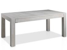 Mesa comedor extensible con patas de madera Suspirarte