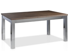 Suspirarte Dining Table with Metal Legs