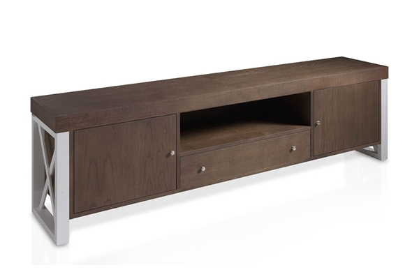 Mueble tv con aspas laterales for Muebles casanova