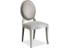 Suspirarte Chair With Upholstered Oval Piece T-475