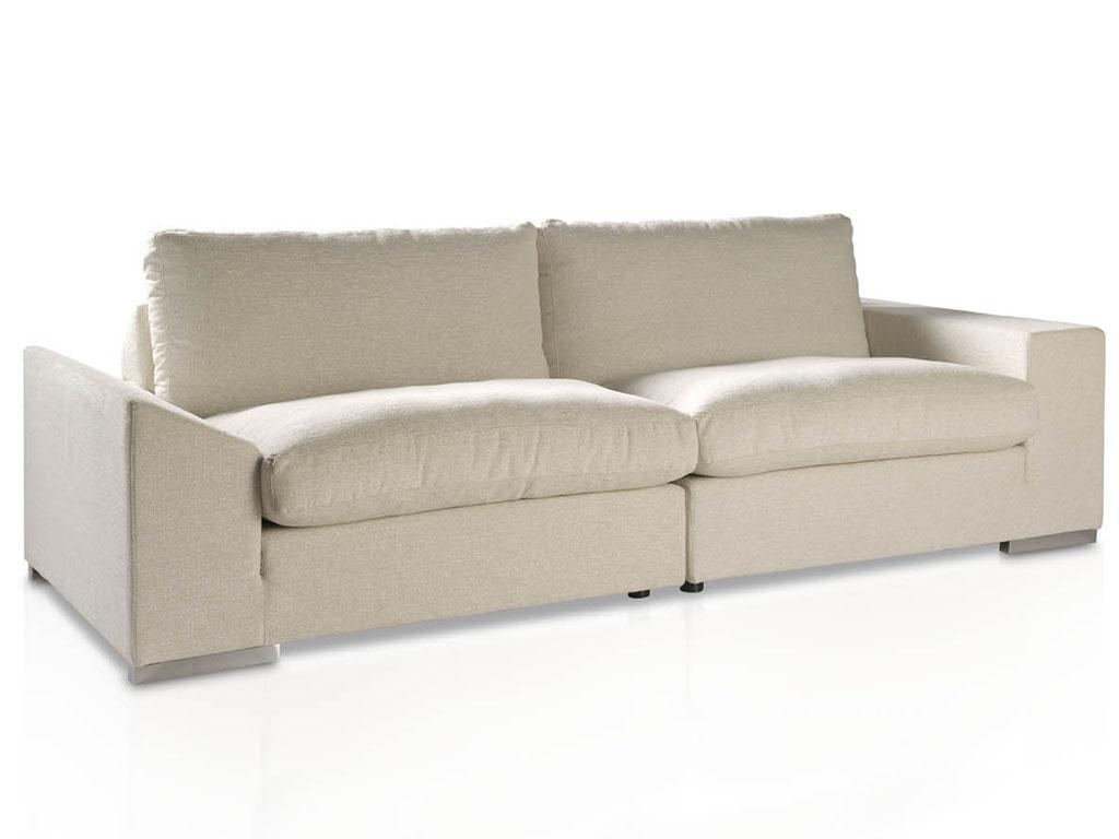 Sofa de 3 plazas tapizado modelo evolucion - Tapizado de sofas ...