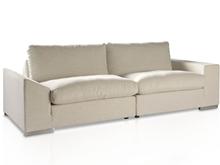 Sofá 3 plazas tapizado con tela T-477 Evolución