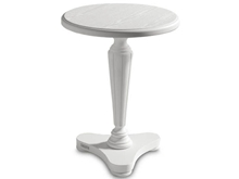 Fluted Pedestal Table
