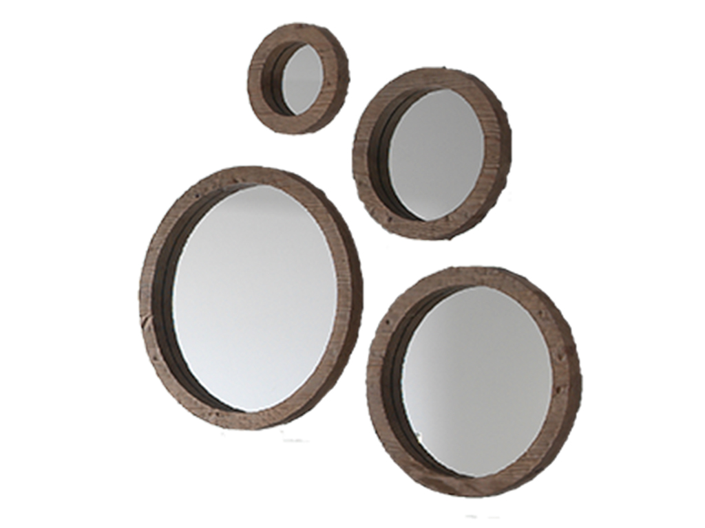 Espejos redondos espejos redondos increble muebles para for Espejos circulares decorativos