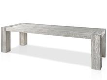 Mesa comedor patas madera macizas